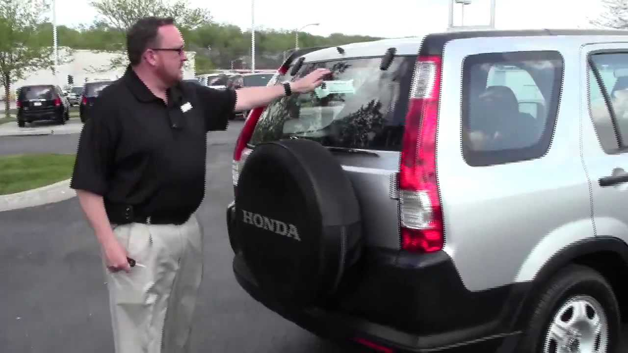 Used 2006 Honda Cr V Lx 4wd For Sale At Honda Cars Of Bellevue An