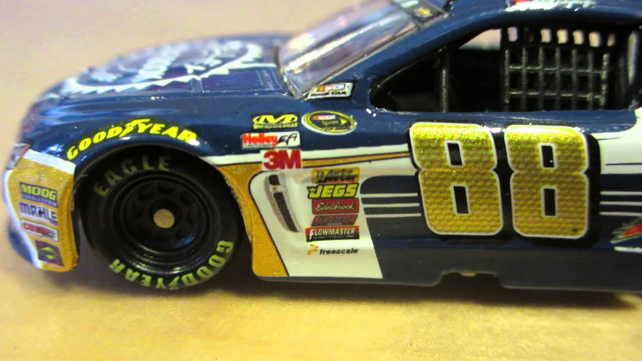 Nascar Diecast Review: 2015 Dale Jr. Kelley Blue Book 1/64 Diecast ...