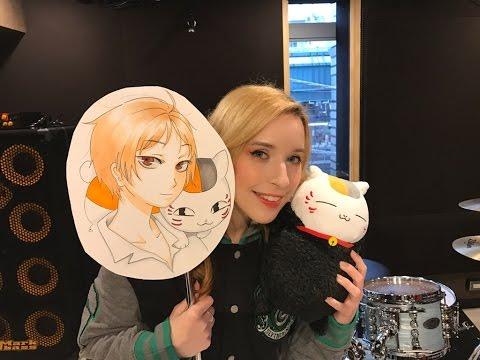Natsu Yuuzora (夏夕空): Natsume's Book of Friends (夏目友人帳) 【Diana Garnet】(Anison Acapella Cover)