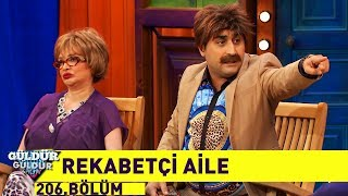 Güldür Güldür Show 206.Bölüm - Rekabetçi Aile