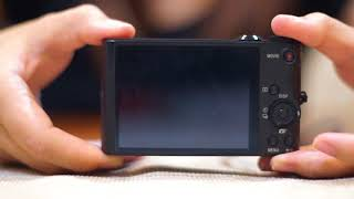 Sony DSC WX350 Indonesia: Unboxing and Specifications