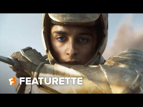Dune Featurette - Desert Visions (2021) | Movieclips Trailers