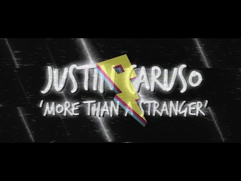Justin Caruso - More Than A Stranger (ft. Cappa & Ryan Hicari) [Lyric Video]