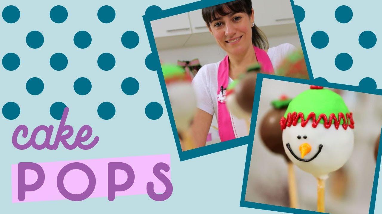 Cake Design Passo A Passo : Cake Pops - Aprendendo a receita com a Cake Design - YouTube