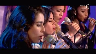 "Fifth Harmony, en Live avec ""Work From Home"" - C à vous - 12/04/2016"