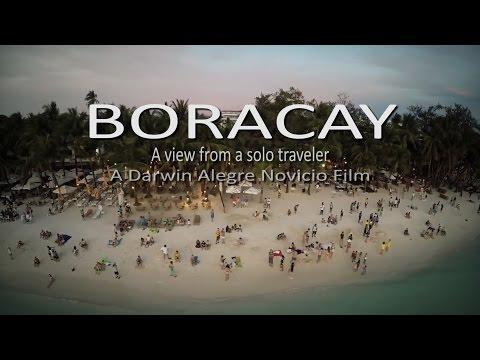 Solo Traveler - Boracay