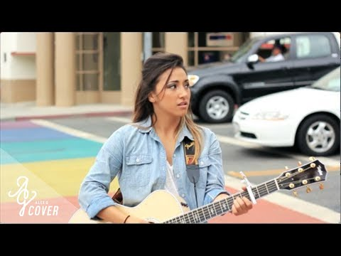 I Want Crazy by Hunter Hayes | Alex G Cover | Official Music Video