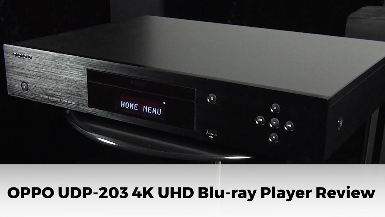 Blu-ray OPPO UDP-203 Black