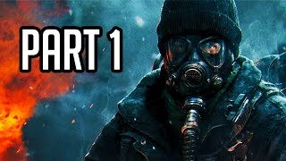 The Division Walkthrough Part 1 (Gameplay 1080p XB1/PS4/PC)