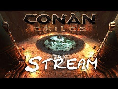 CONAN EXILE - Exploring New Sepemeru! #2