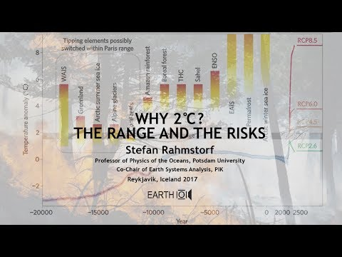 Why 2°C? The Range and the Risks - an Earth101 short