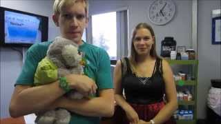 Repeat youtube video Visiting REARZ - the Adult Baby Diaper Store!!!!
