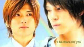 Mao and Dai . . . I'll Be There For You (Takumi-kun Series)