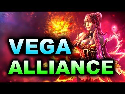 ALLIANCE vs VEGA - I Can't Believe It's Not Summit! - 7.20e