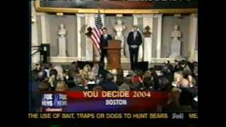 ARCHIVES: U.S. Presidential Election 2004 Coverage