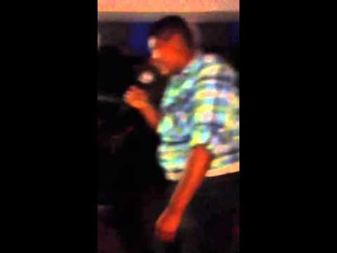 Karaoke night baptism