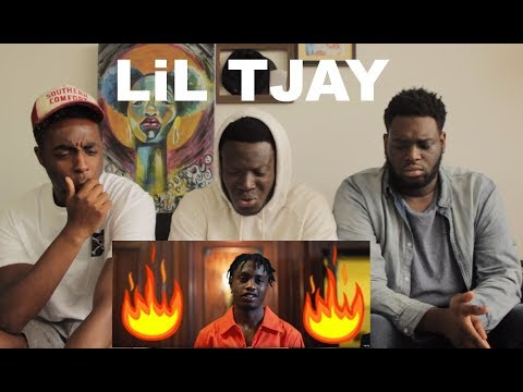 Lil TJay - F.N (Official Video) Reaction