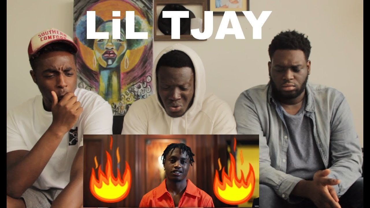 Lil TJay - F N (Official Video) Reaction