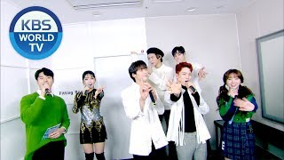 Come Back Today! Chungha & N.Flying! [Music Bank / ENG/ CHN / 2019.01.04]