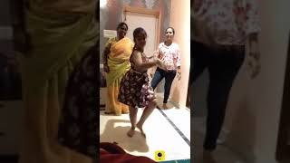 Family dance otha rupai tharen,, 😁😁