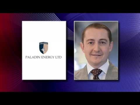 Paladin Energy 'positioned well for a turnaround in Uranium prices' says CEO