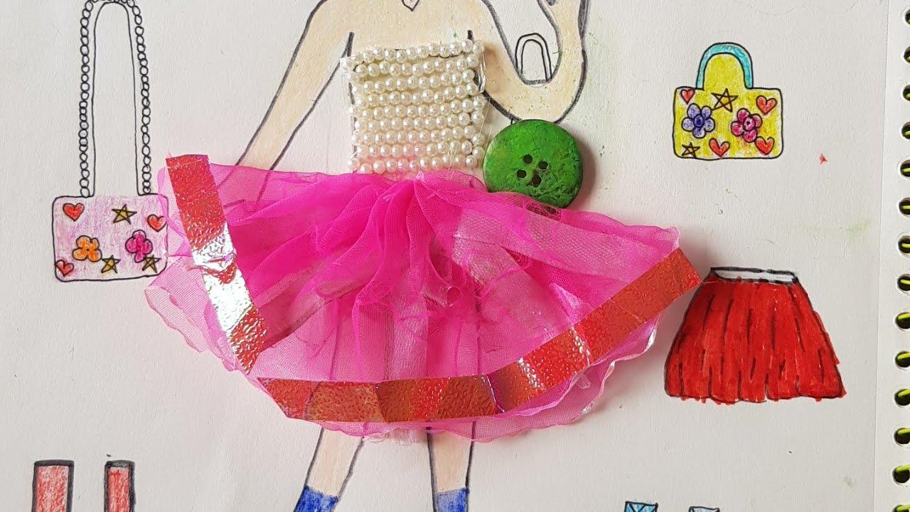 Thời trang nhí / Thiết kế trang phục / Mĩ thuật lớp 5 (phần 1)