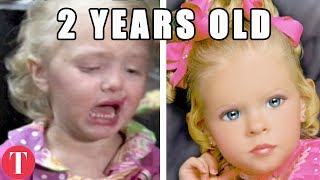 20 Things You Didn't Know About Toddlers And Tiaras