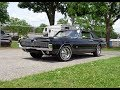 1967 Mercury Cougar GT Hardtop in Black 4 Speed & 390 Engine Sound - My Car Story with Lou Costabile