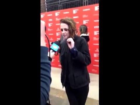 Kristen 'Certain Women' Premiere Sundance