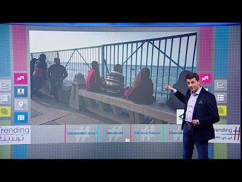 أسوار كورنيش الإسكندرية تثير استياء رواده  - نشر قبل 2 ساعة