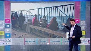 أسوار كورنيش الإسكندرية تثير استياء رواده