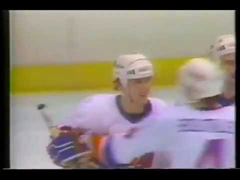 Mike Bossy rare footage part 2