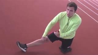 Как правильно разминаться перед бегом? тренировка 60 и 100 метров