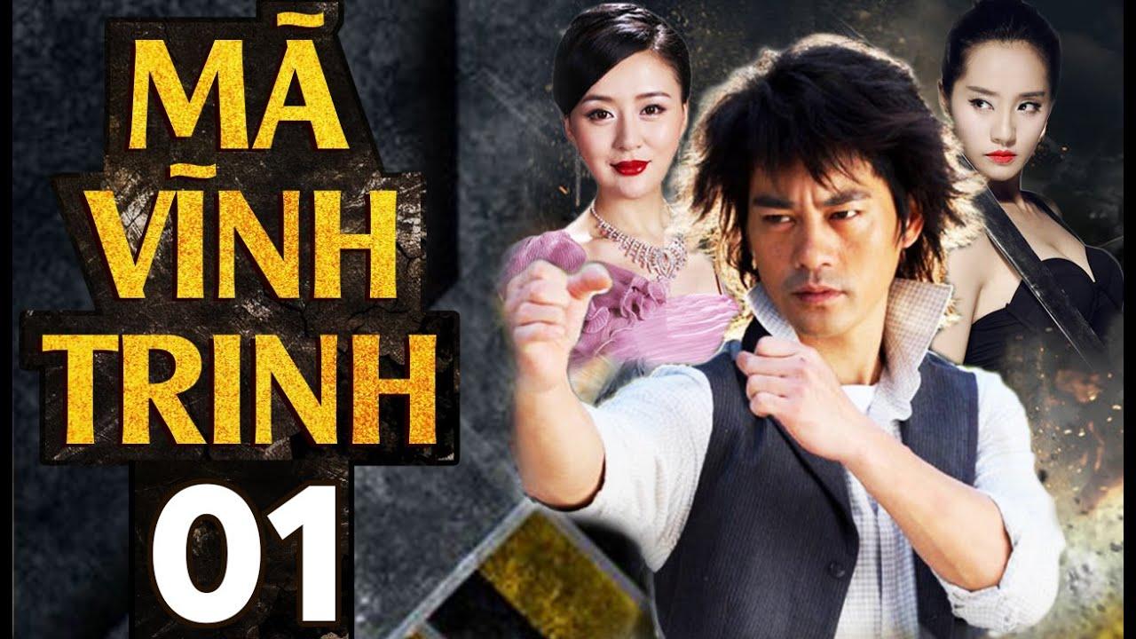 Phim Hay 2018   Tân Mã Vĩnh Trinh – Tập 01   PhimTV