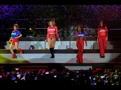 Scared Of Happy - Fifth harmony7/27 Tour In Manila
