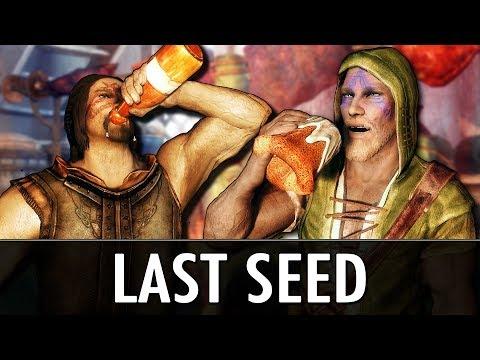 Skyrim Mod: Last Seed - Primary Needs, Wellness, Disease [Skyrim Survival]