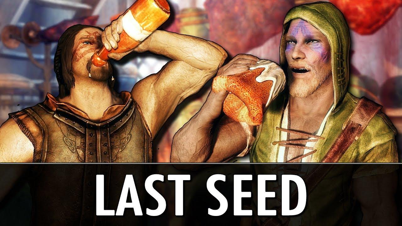 Last Seed Mod