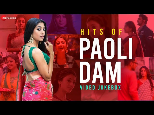 Bengali Hit Songs of Paoli Dam - Video Jukebox | Nisha Lagilo Re, Shomoy, Dawttok & Many More