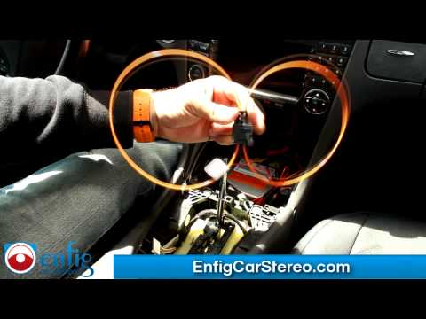 Installation Bluetooth AUX USB Ipod iPhone adapter E-Class 2003-2008 Mercedes Benz Dension GW52MO2