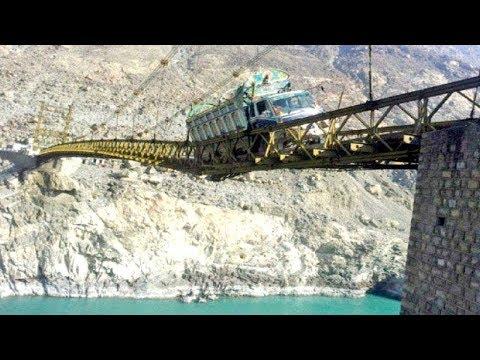 Most DANGEROUS Bridges In The World!