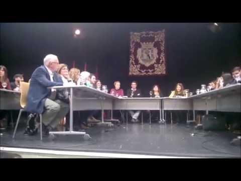 Pleno Municipal Del Distrito De Arganzuela (Madrid) - 10 De Noviembre 2015
