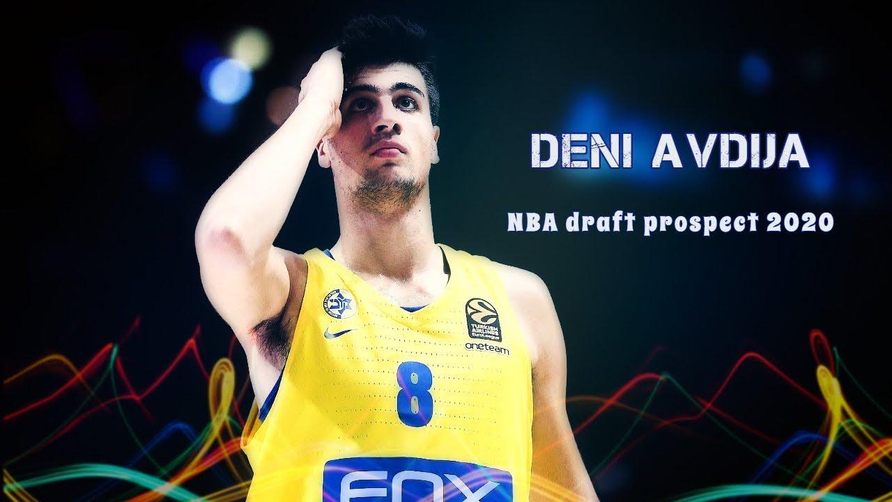 Deni Avdija Highlights Mix with Facts - NBA Draft Pick 2020 by Washington Wizards