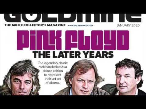 Pink Floyd - Goldmine Magazine January 2020 issue