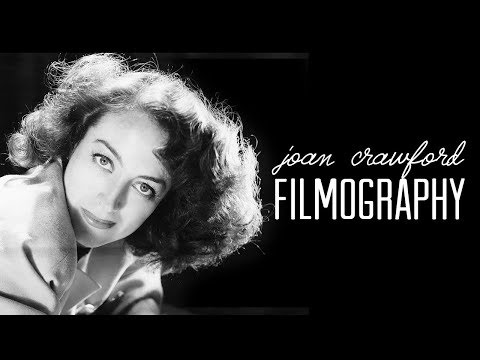 Joan Crawford | Filmography