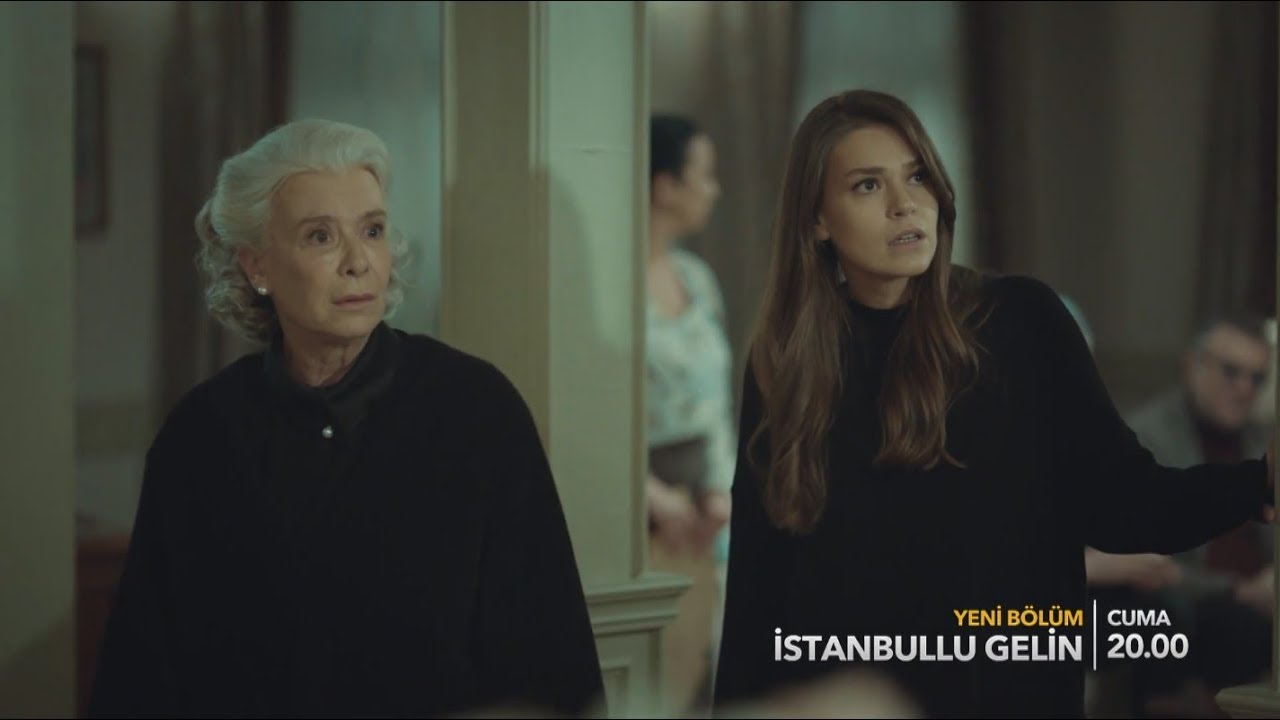 İstanbullu Gelin / Istanbul Bride Trailer - Episode 70 (Eng & Tur Subs)