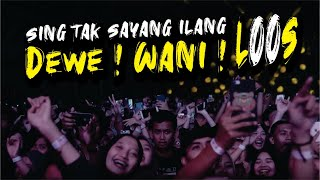 Denny Caknan - PAMER BOJO - live yogyakarta . By: HOOK SPACE