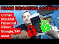 Phone Unlocking Academy - Everything about cell phone unlocks