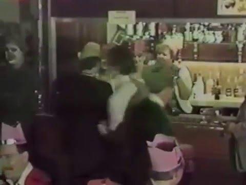 Littleborough Trades Hall Club, New Year's Eve 1985