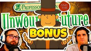 【 Professor Layton and the Unwound/Lost Future 】*Blind Playthrough* - Part 14