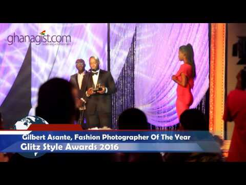 Gilbert Asante wins Fashion Photographer at Glitz Style Awards | GhanaGist.Com Video